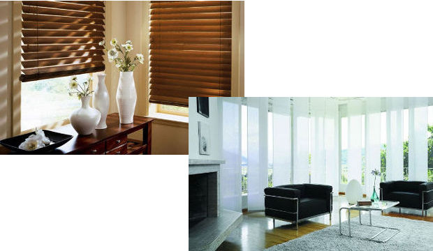 cortinas venecianas y paneles japoneses barcelona